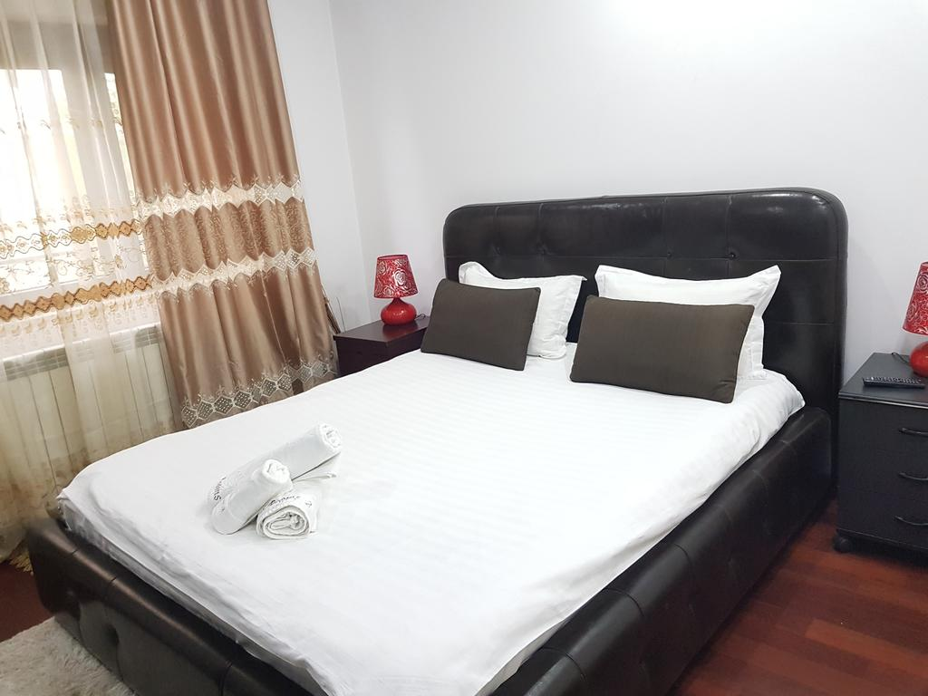 Apartament Monza-National Arena București