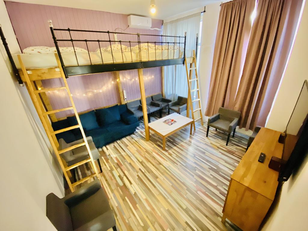 GRANDE BUCHAREST Apartment 20 Guests București