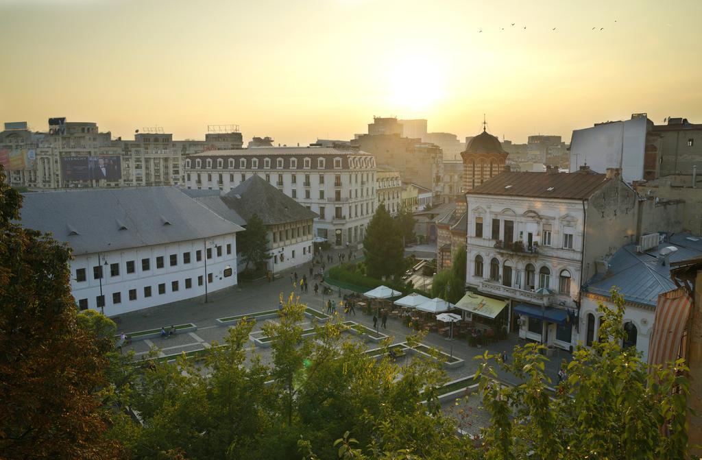 Old City View Apartment București