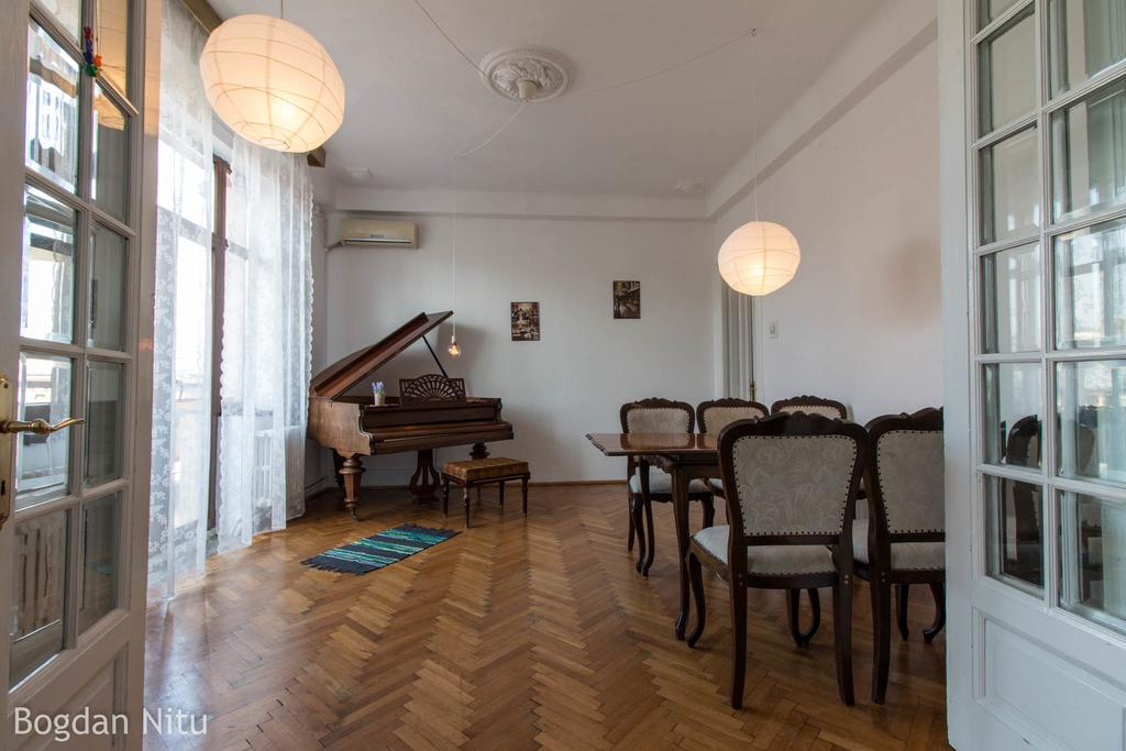 Piano house București
