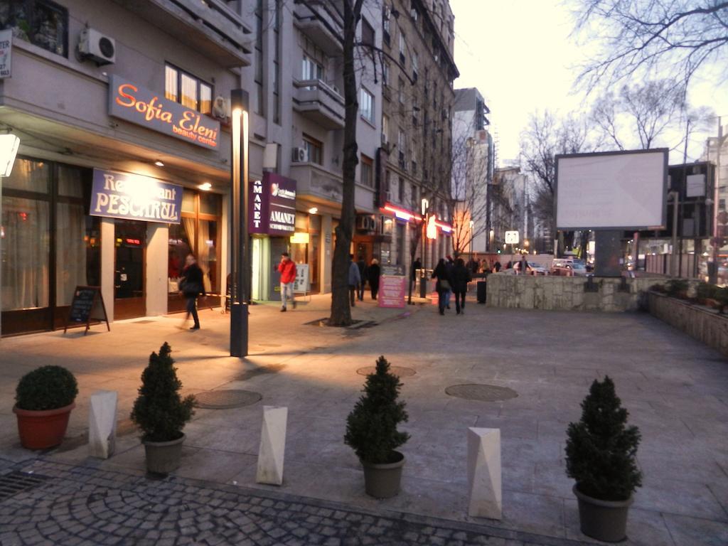 Redlotus Accommodation-Old City Inter București