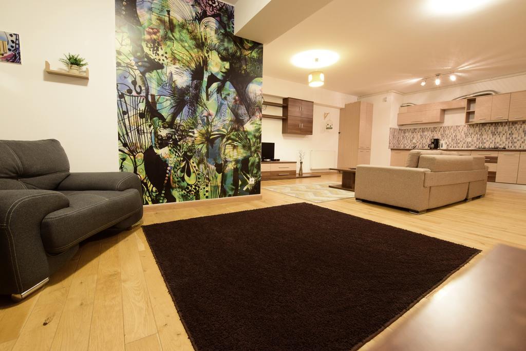 Upground Residence Apartments București
